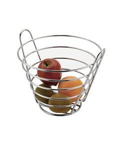 Upright Wire Fruit Basket