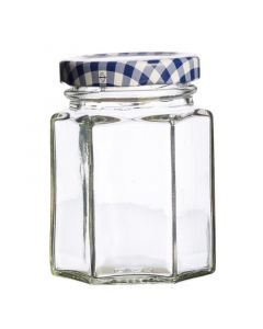 Kilner Hexagonal Twist Top Jars