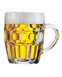 Britannia Dimpled Beer Mug 20oz CE