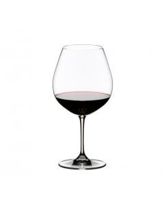 Riedel Vinum Restaurant Pinot Noir (Burgundy Red)