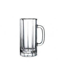 Paneled Beer Mug 12oz