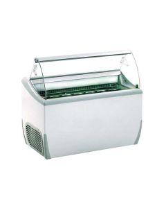 Framec J Ice Cream Display 7+7x 5ltr Pans