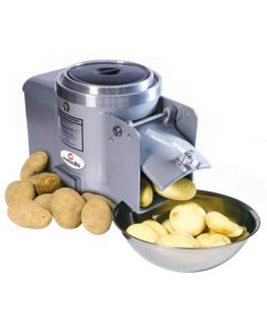 Metcalfe 10lb Bench Mounted Potato Peeler