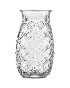 Tiki Pineapple Cocktail Glass 17oz