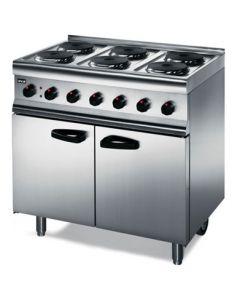 Lincat Silverlink 600 6 Burner Electric Oven ESLR9C