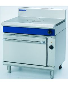 Blue Seal GE576 (Gas) Solid Top Oven