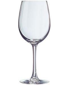 Cabernet Tulipe Wine Glass 12oz Lined @ 125ml, 175m, 250ml