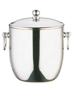 Elia Steel Ice Bucket With Handles