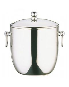 Elia 4.5Ltr Steel Ice Bucket With Handles