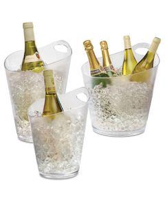 Salsa Acrylic Champagne Bucket