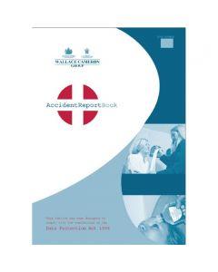 HMSO Accident Book A4