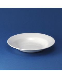 Churchill Vitrified 11.4oz Rimmed Soup Plate