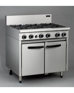 Blue Seal Oven CR9D (Gas)