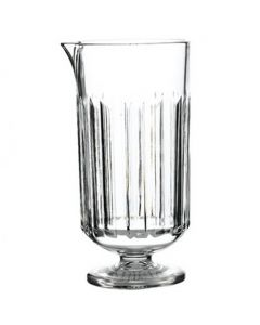Flashback Footed Mixing Glass 26.5oz