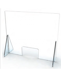 Universal Quick Set Acrylic Safety Screen