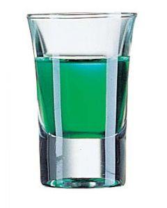 Hot Shot Slammer Shot Glass1oz