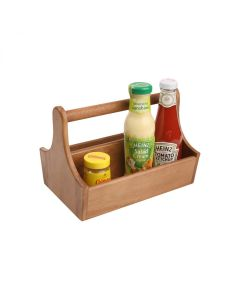 Table Tidy With 2 Compartments and Handle