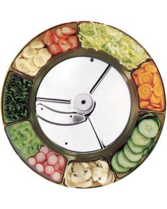 5mm slicer for tomatoes, courgettes, celery