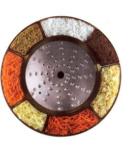 3mm medium grater for vegetables,cheese,chocolate