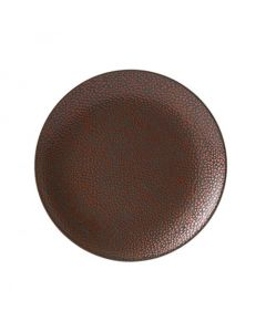 Purity Pearls Copper Coupe Plate 31cm