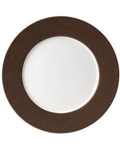 Purity Pearls Copper Rimmed Plate 29cm