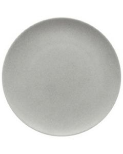 """Modern Rustic Stone - Flat Coupe Plate 10.4"""""""