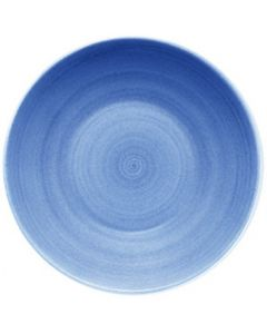 """Modern Rustic Blue - Deep Coupe Plate 7.2"""""""
