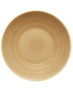 """Modern Rustic Sand - Deep Coupe Plate 7.2"""""""