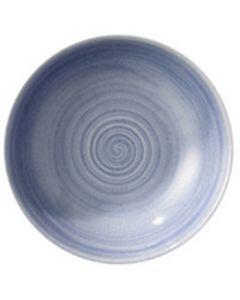 "Modern Rustic Blue - Dish 3.2"""