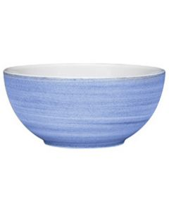 "Modern Rustic Blue - Bowl 4.8"""