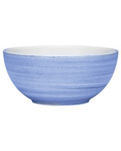"Modern Rustic Blue - Bowl 6"""