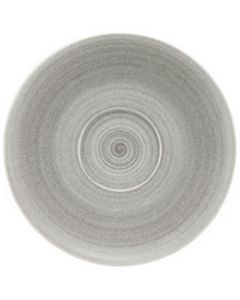 """Modern Rustic Grey - Coupe Saucer 4.8"""""""