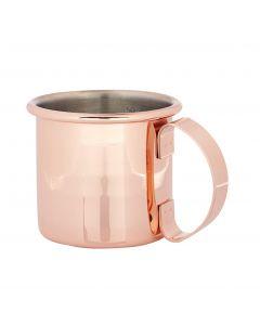 Copper Straight Mini Jigger Mug