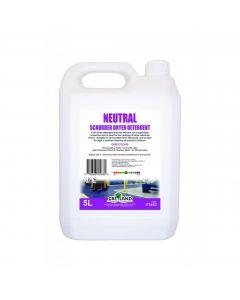 Neutral Scrubber Dryer Detergent