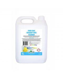 Food Safe Solvent Free Cleaner