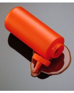 Red Squeeze Bottle