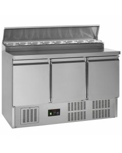 Gastronorm Saladette Counter GSS435