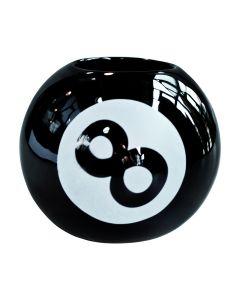 Eight Ball Bowling Tiki Mug 19oz
