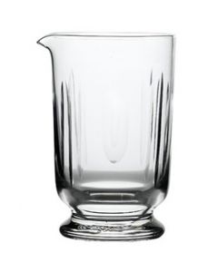 Japanese Style Footed Stirring Glass 23oz