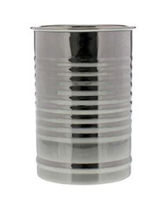 Stainless Steel Tin Can 14oz