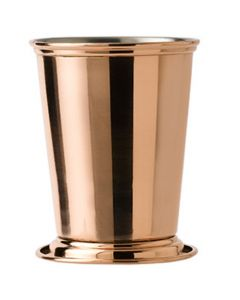 Copper Julep Cup With Nickel Lining 10.5oz