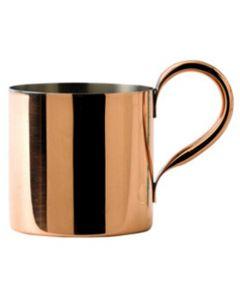 Solid Copper Mug with Nickel Lining 10.5oz