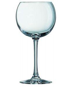 Cabernet Ballon Wine Glass 12.5oz Lined @ 250ml CE