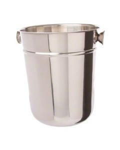 8Qt. Stainless Steel Champagne Bucket