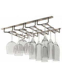 Wine Glass Hanger / Storage Rack