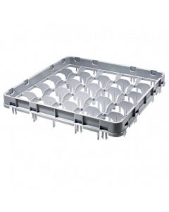25 Compartment Rack 1 Extender Grey (500 x 500mm)