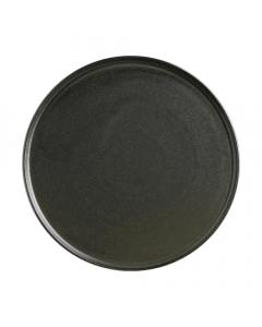 """Wabi Sabi Slate Tray Round 28.5cm (11 1/4"""")"""