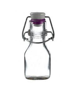 Mini Bottles with Flip Lid