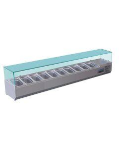 Polar G-Series Countertop Prep Fridge 10x 1/4GN