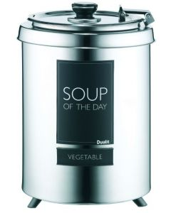 Dualit 6 Litre Stainless Steel Hotpot Soup Kettle